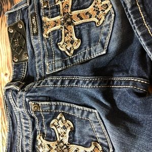 Miss Me Bottoms - Miss me girls size 14 jeans